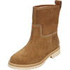 Timberland Chamonix Valle Winter Boots Women Dark Rubber Suede